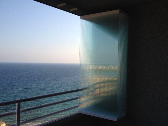 Cortinas de cristal euro aluminio asesoramos dise amos y - Precio de cortinas de cristal ...